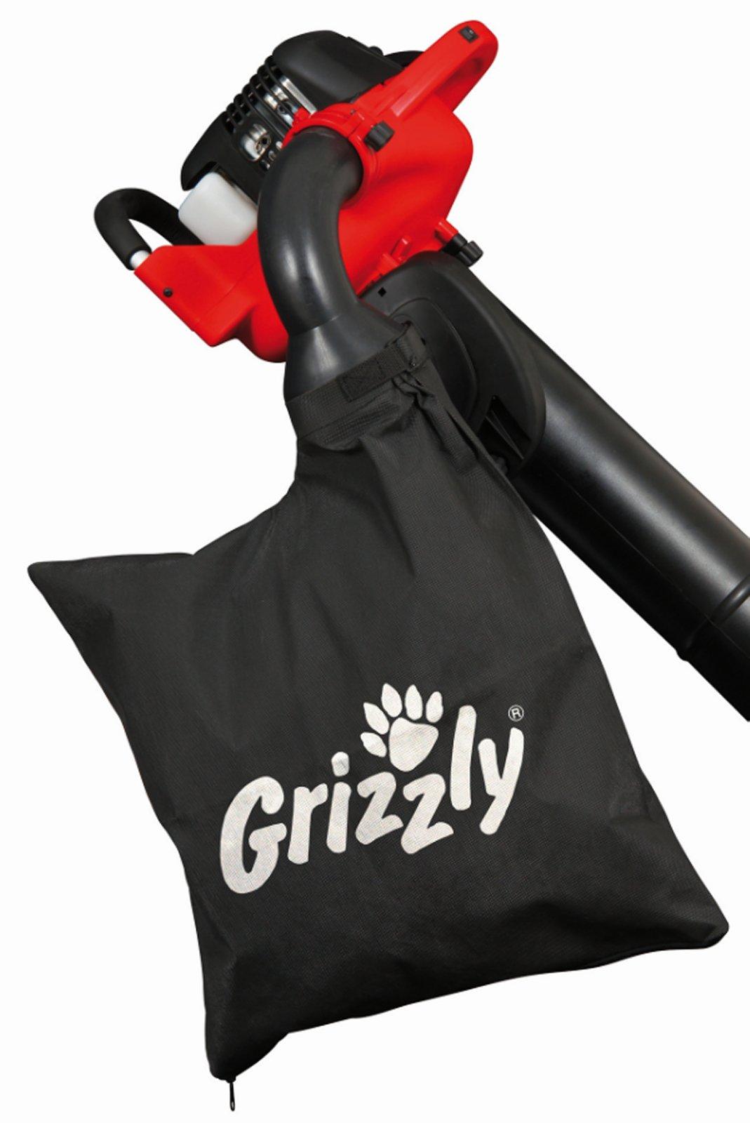 grizzly benzin laubsauger blsb 3030 72042510 motorlaubsauger blasger t. Black Bedroom Furniture Sets. Home Design Ideas