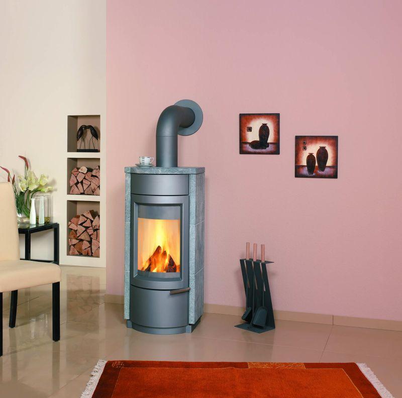 hark kaminofen domo mit naturstein dauerbrandofen ofen kamin atomatik eur picclick at. Black Bedroom Furniture Sets. Home Design Ideas