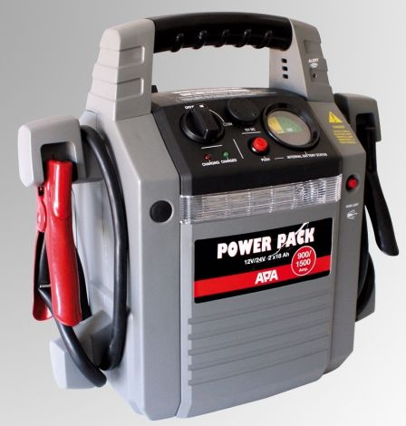 Auto starthilfe power pack