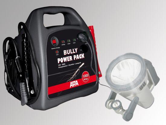 power pack bully 1000 amp starthilfe 4 amp ladeger t ebay. Black Bedroom Furniture Sets. Home Design Ideas