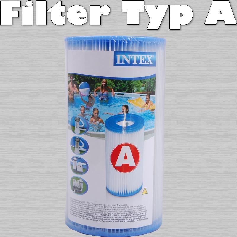 intex filterkartusche typ a pool pumpe filter kartusche ersatzfilter 59900 ebay. Black Bedroom Furniture Sets. Home Design Ideas